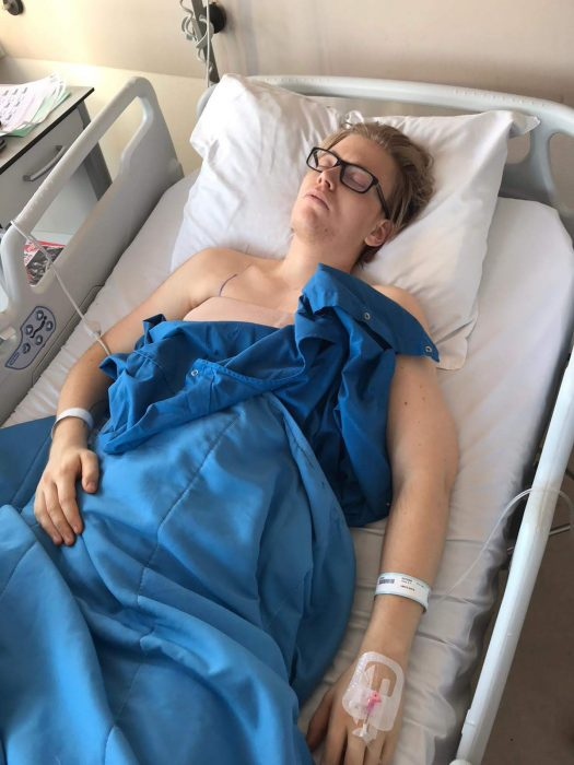 Na de operatie